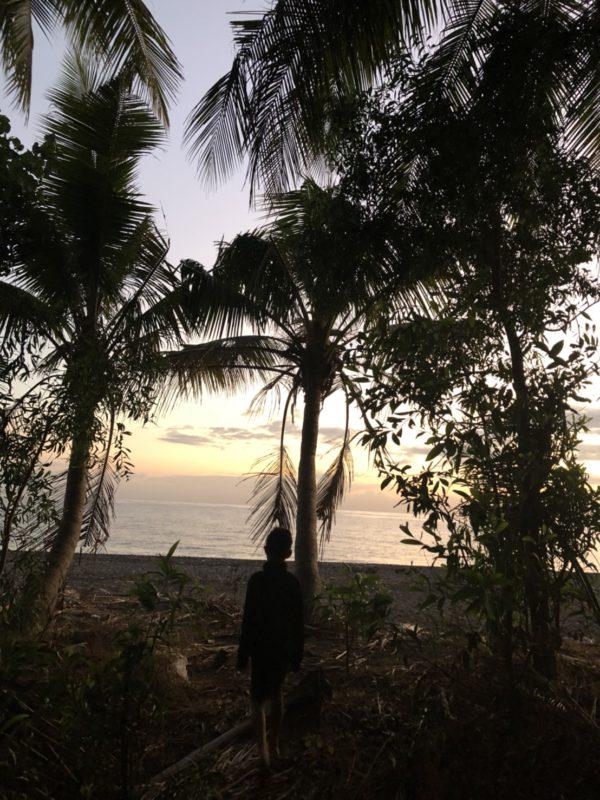バリ島夕日の名所_朝日_穴場ビーチ