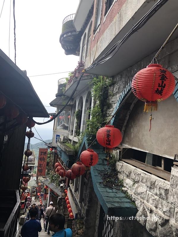 九分_キュウフン_台湾_宿泊_泊まるべき11