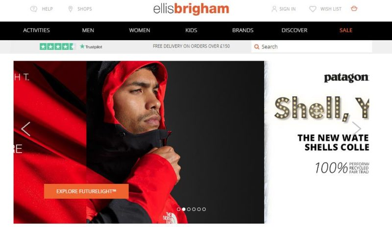 ellisbrigham_エリスブリガム_ノースフェイス海外通販