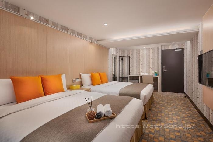 クリックホテル台北中央駅 ブランチ_台北駅に近くて安いホテル